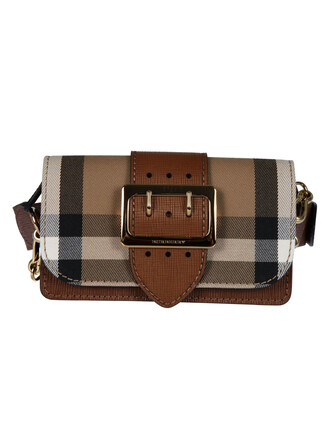 buckle bag bag brown