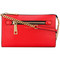 Marc jacobs - 'gotham' small crossbody bag - women - calf leather - one size, red, calf leather