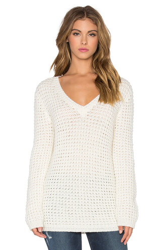 sweater oversized cream