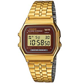 casio - A159WGEA-5EF - watches - gold - KICKZ.COM