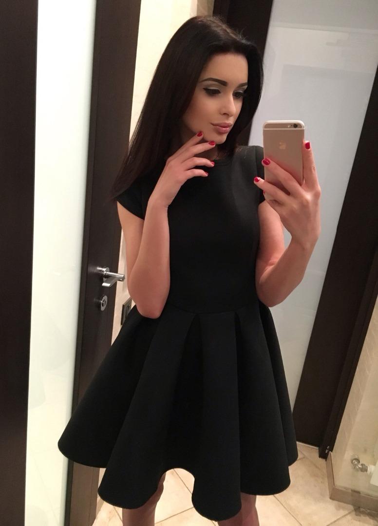 Cute Backless Dress