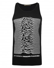 Official Joy Division Unknown Pleasures Men's Vest