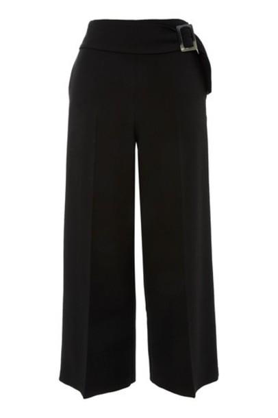Topshop pants black