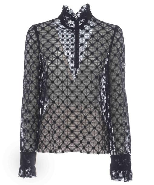 Philosophy di Lorenzo Serafini blouse lace top