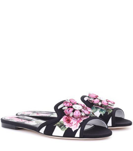 Dolce & Gabbana embellished sandals embellished sandals shoes