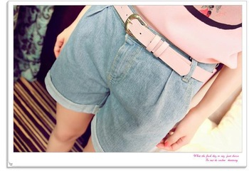 Aliexpress.com : Buy new 2014 women shorts wholesale price retro fashion European and American Style Frazzle denim shorts women jeans free shipping  from Reliable jean box suppliers on Dora Sweet Shop