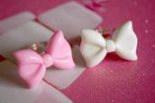 pink jewels,white jewels,ring,bow,jewels