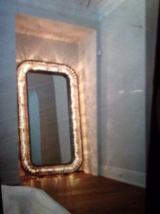 home accessory tall mirror mirror light up