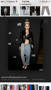 jeans,miley cyrus,pants