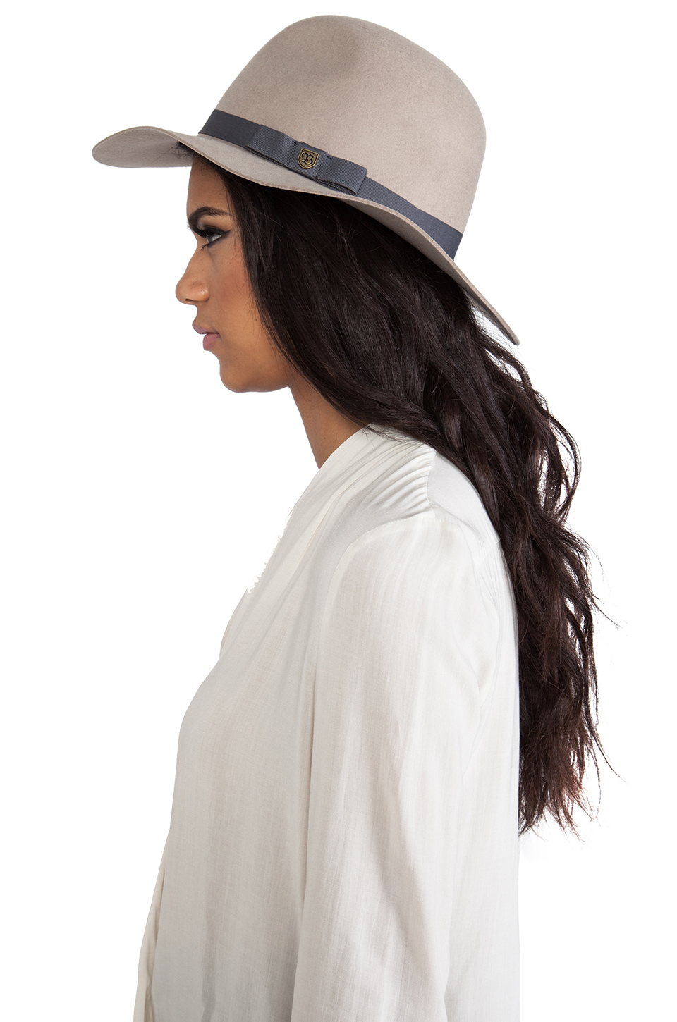 Brixton Dalila Hat in Tan | REVOLVE