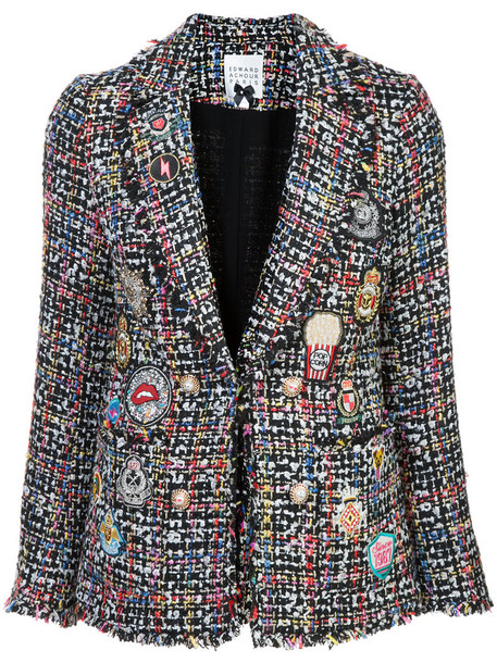 Edward Achour Paris blazer women jacket