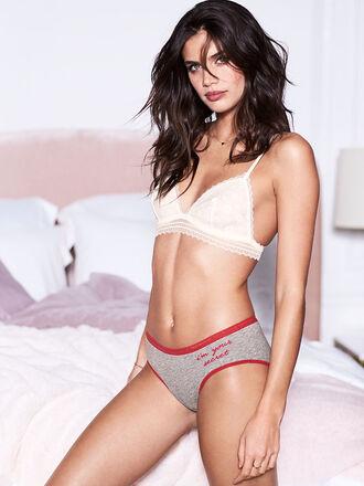 underwear panties bra sara sampaio model bralette lingerie