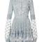 Lace mini dress | moda operandi
