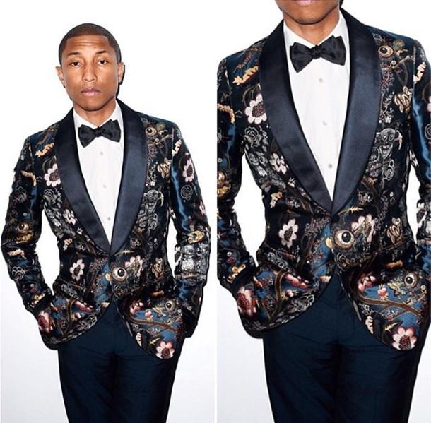 louis vuitton mens suits. jacket louis vuitton blazer suit floral fall13 menswear mens designer pharrell williams suits