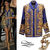 Selena Gomez: Baroque Shirt, Gold Sandals | Steal Her Style