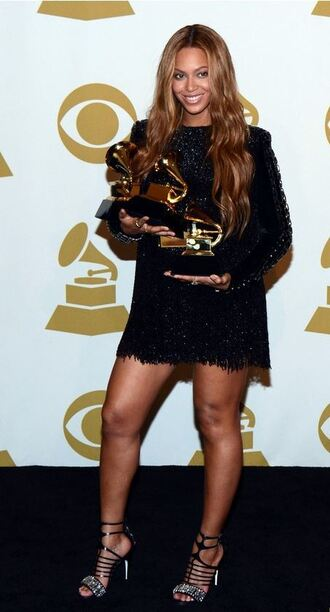 dress short dress grammys 2015 sandals shoes