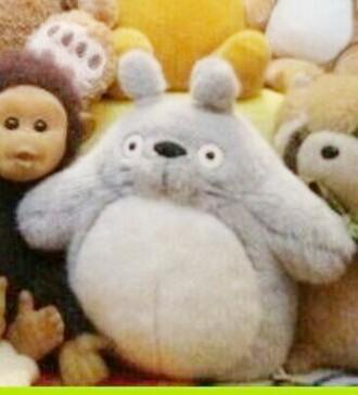 home accessory totoro totoro plush stuffed animal