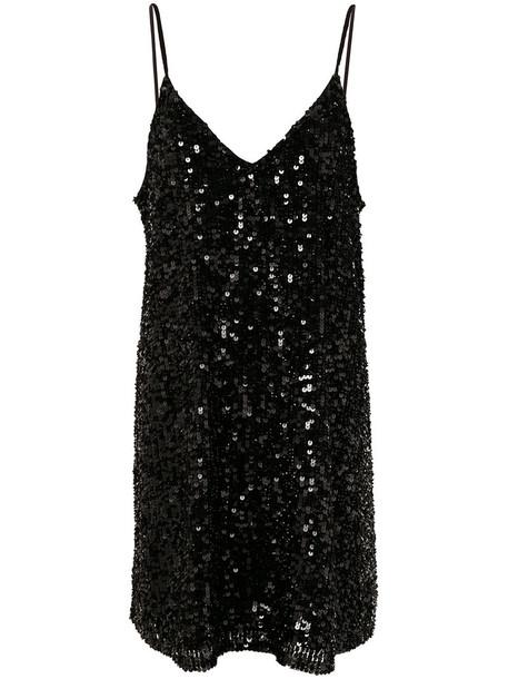 Twin-Set dress shift dress women black