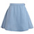 ROMWE | High Waist Light Blue Denim Skirt, The Latest Street Fashion