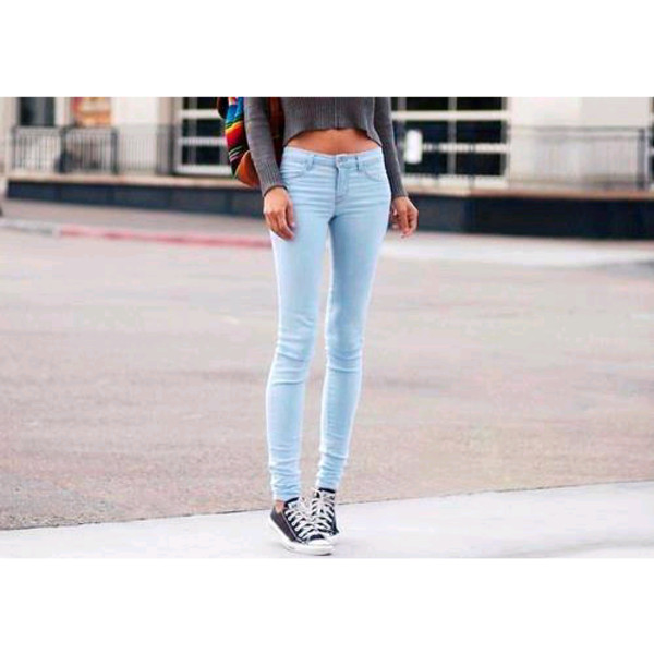 jeans blue skinny