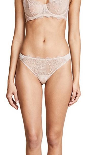 Skarlett Blue thong blush underwear