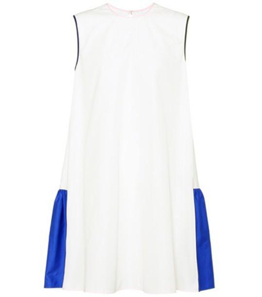 Roksanda Exclusive to mytheresa.com – sleeveless cotton dress in white