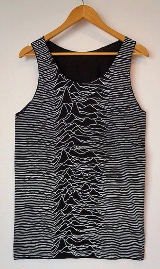 tank top joy division singlets vest shirt top