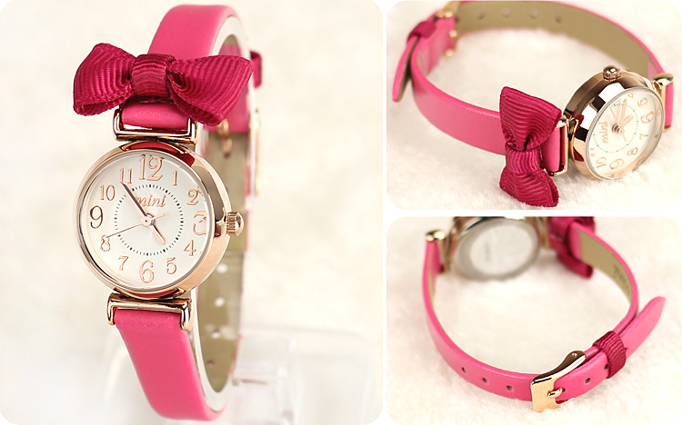 New Korea Mini Watch/Ladies Watch with ribbon Design (Johor, end time 10/24/2013 10:15:00 AM MYT)