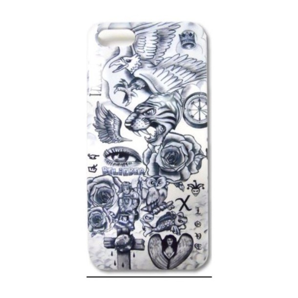 phone cover tattoo iphone phone cover