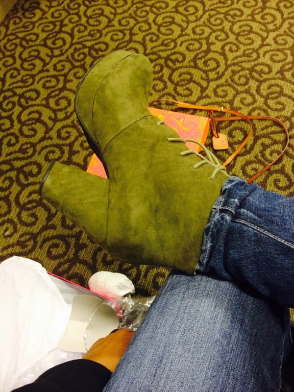 shoes green lime boots heels dsw