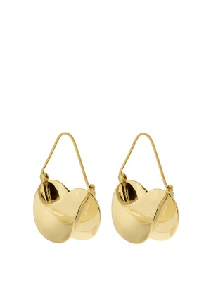 Gold-plated earrings | Anissa Kermiche | MATCHESFASHION.COM US