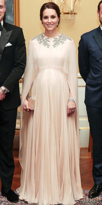 dress gown wedding dress maxi dress kate middleton silk dress