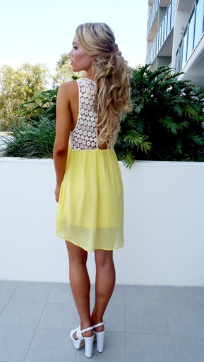 Summer Days Dress - Niku Australia