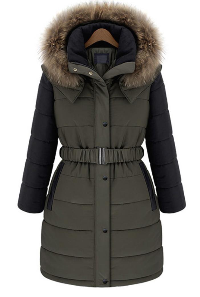 Nicki coat