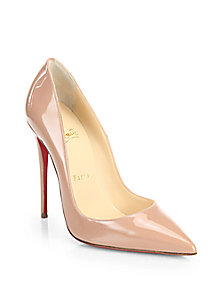 623679d02cf Christian Louboutin - So Kate Patent Leather Pumps - Saks Fifth ...