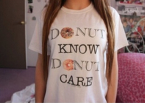 shirt t-shirt crewneck quote on it