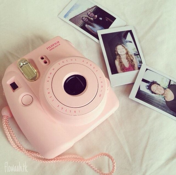 camera pink photography technology girly wishlist jewels