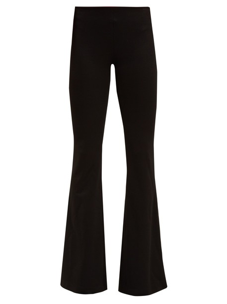 Galvan black pants