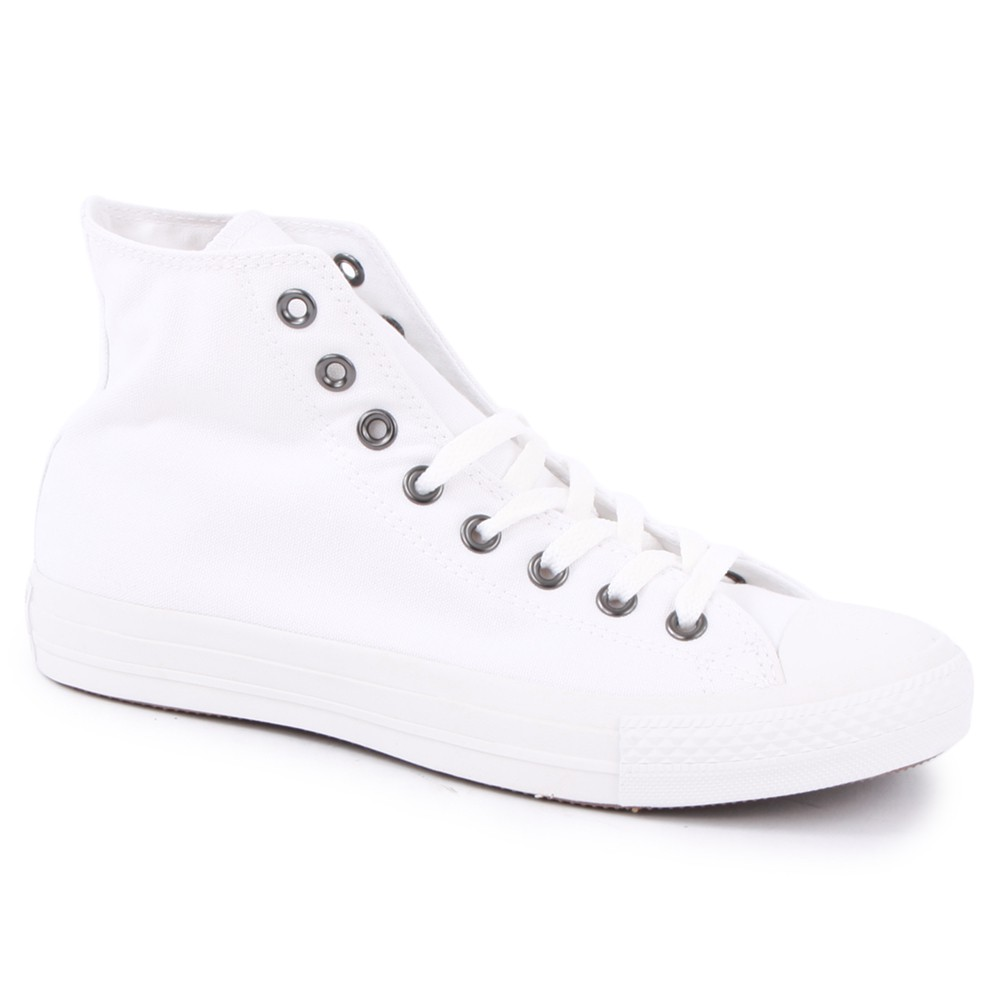 Converse chuck taylor all star womens trainers in white white