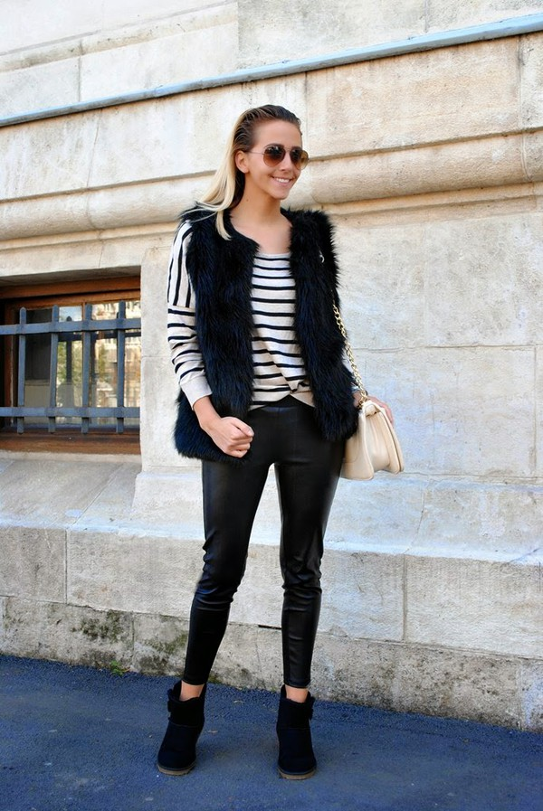 let's talk about fashion ! blogger jacket blouse bag sunglasses jewels