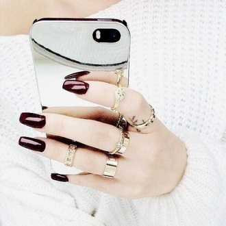 phone cover iphone case metallic