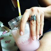 jewels,shop dixi,sterling silver,grunge,goth,labradorite,sterling silver rings,ring,jewelry,grunge jewelry