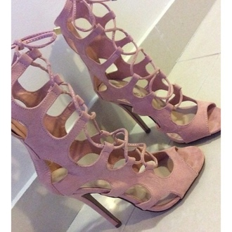 shoes pink sexy hot heels
