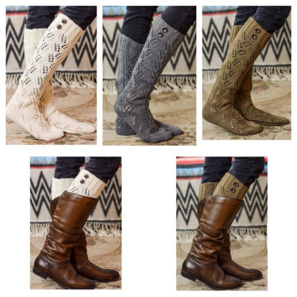 Find great deals on eBay for fashion boot socks. Shop with confidence.