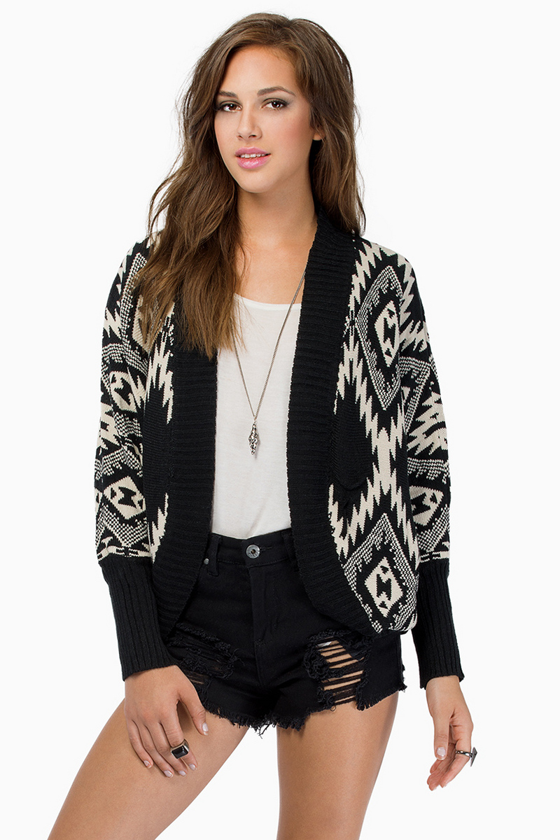 Great Spirit Sweater $62