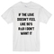 If love t-shirt - teenamycs