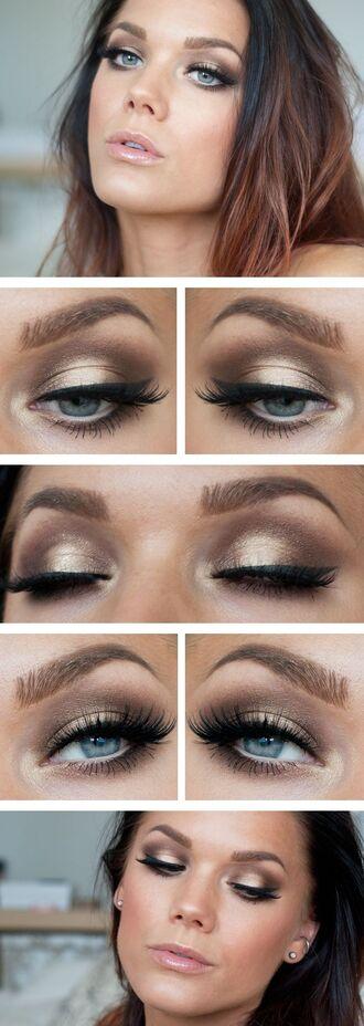 make-up make up beauty
