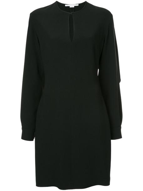 Stella McCartney dress women spandex black