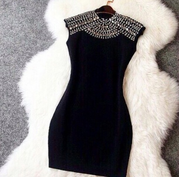 dress sexy dress bodycon dress spangle