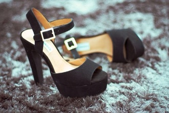 shoes high heels black black high heels steve madden